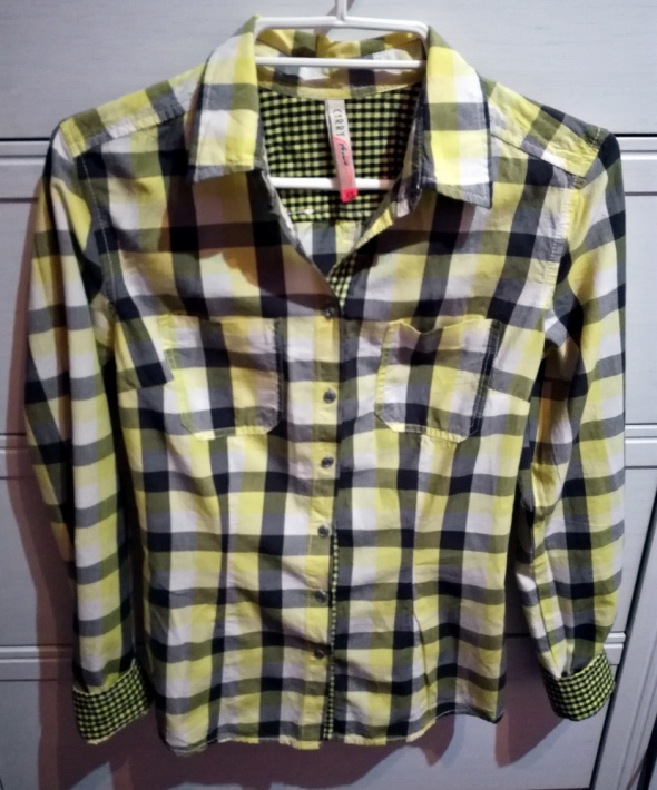 Koszula cytrynowa Carry 34 XS