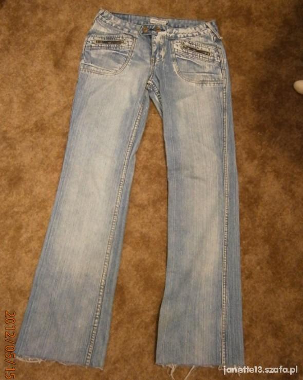 Spodnie dzinsowe TERRANOVA rozmiar S...