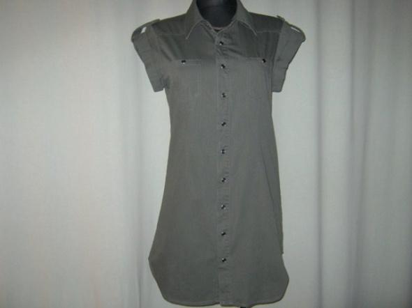 sukienka khaki Denim 14...