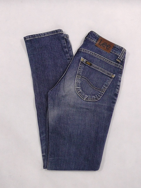LEE Monroe spodnie damskie W28 L33 pas 74 cm