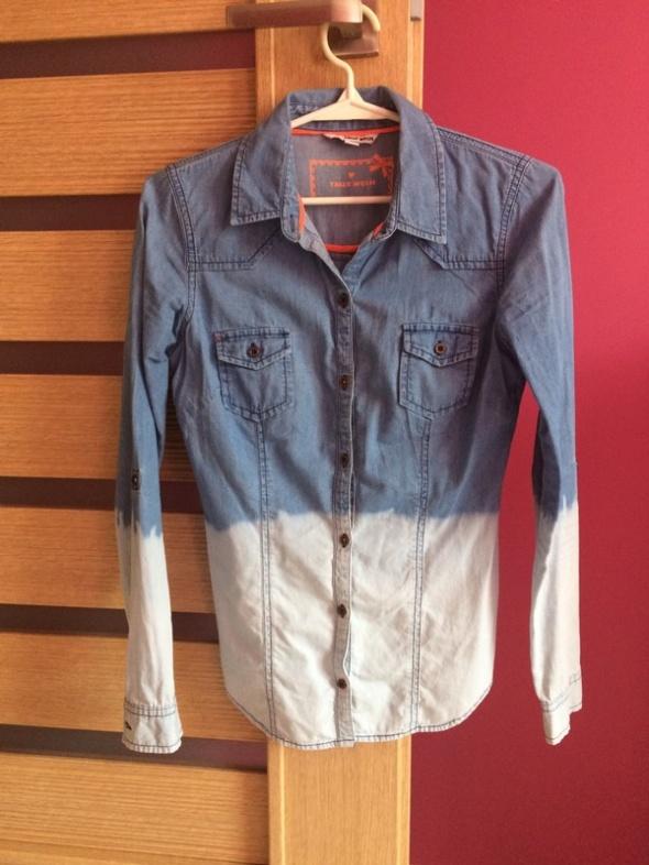 Koszula jeansowa ombre tally weijl...