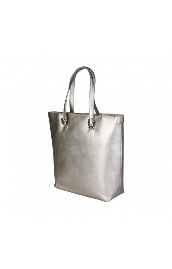 Torba Shopper Bag Cavalli Class Bronze