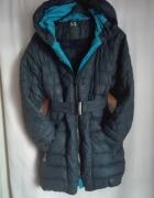 długa zimowa kurtka XXXL