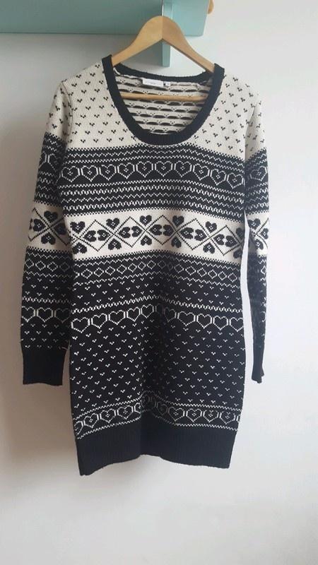 Długi sweter New Look 14 L XL...