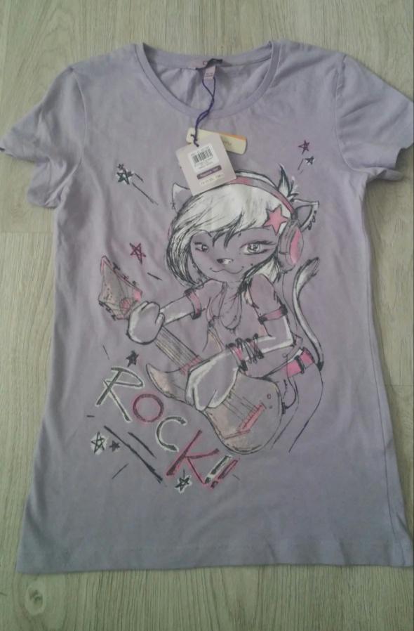 Nowy t shirt koszulka 158