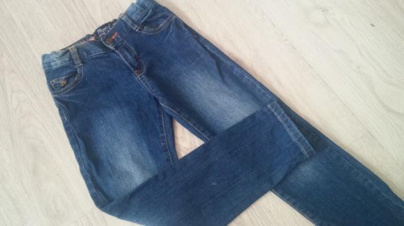 Spodnie jeansy Meyoral 116