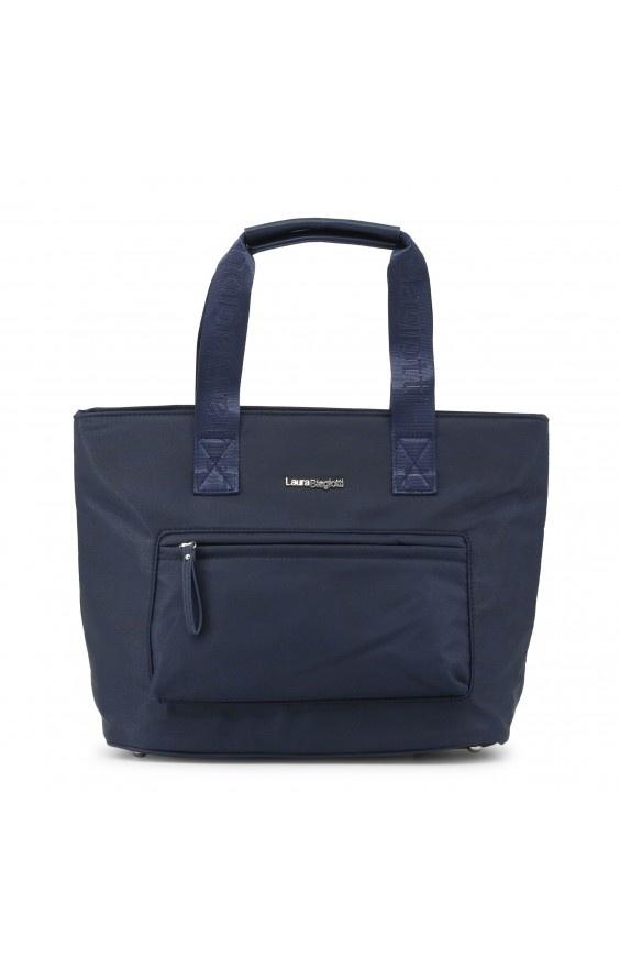 Torba Shopper Bag Laura Biagiotti BLU...