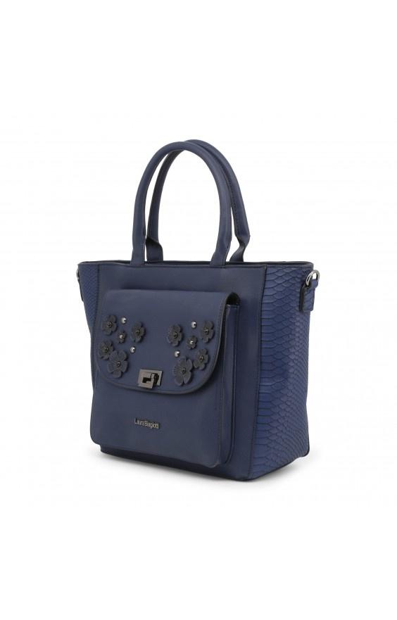 Torba Shopper Bag Laura Biagiotti NOTTE...