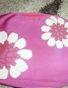 Torba na latopa mini w kwiatki