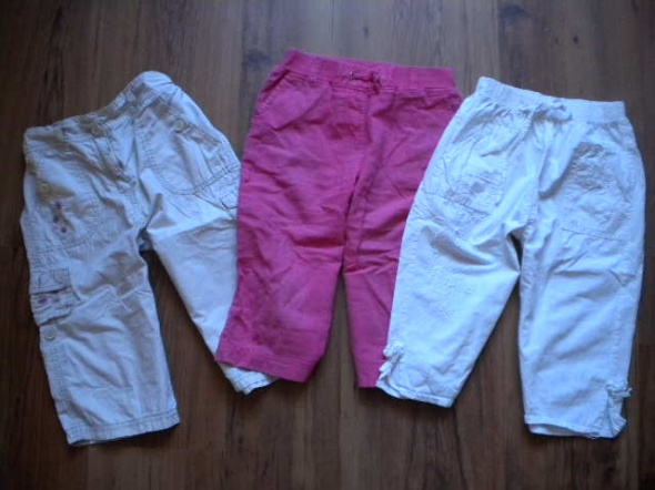 spodnie rybaczki 116...