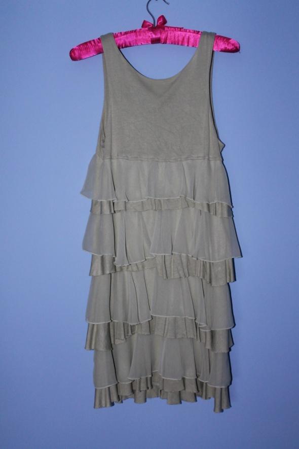 Suknie i sukienki H&M Sukienka summer lato roz S nie asos nie newlook