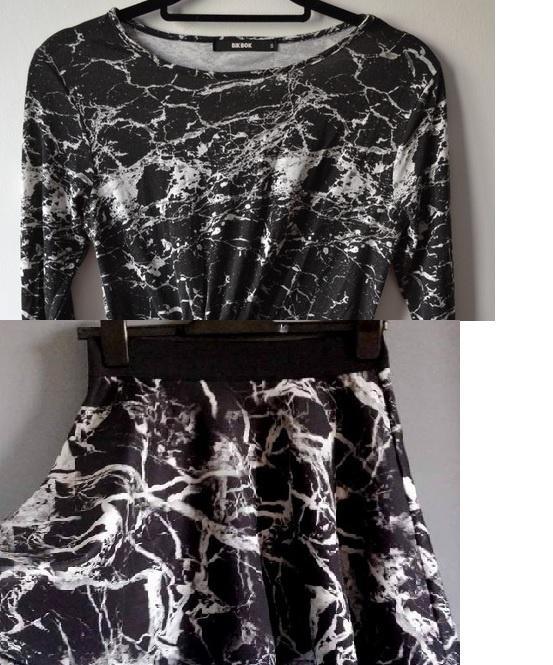 Szukam ubrań o takim wzorze