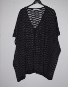 Wampirka szeroki sweterek