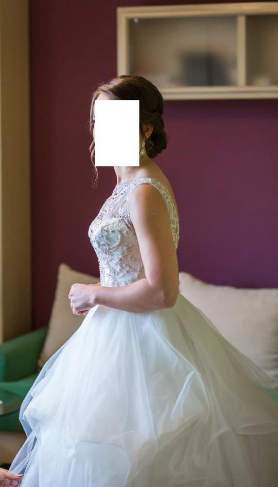 Suknia ślubna Justin Alexander Signature 9847...