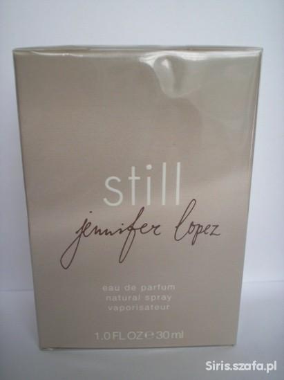 Damska woda perfumowana Jennifer Lopez Still