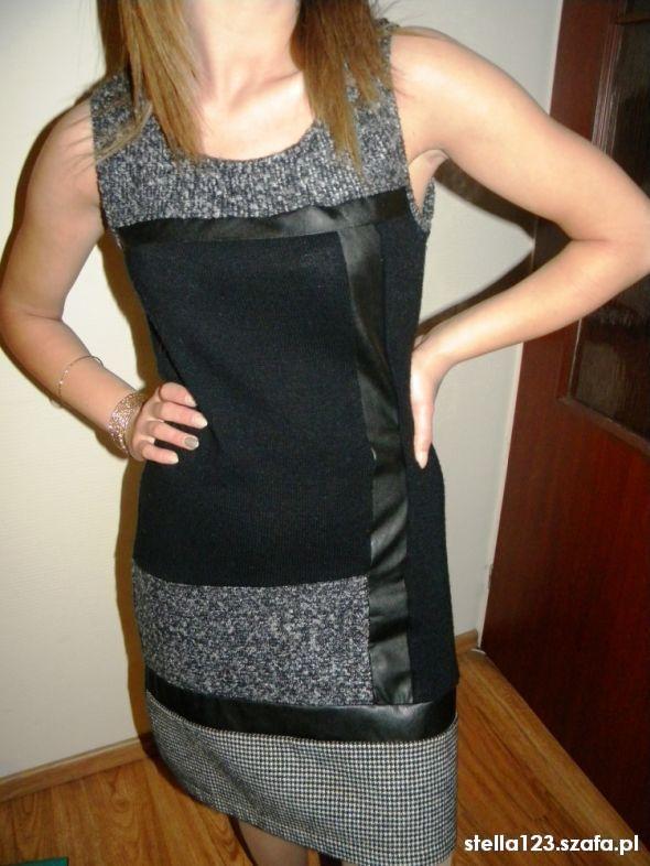 Suknie i sukienki Sukienka princeska Promod