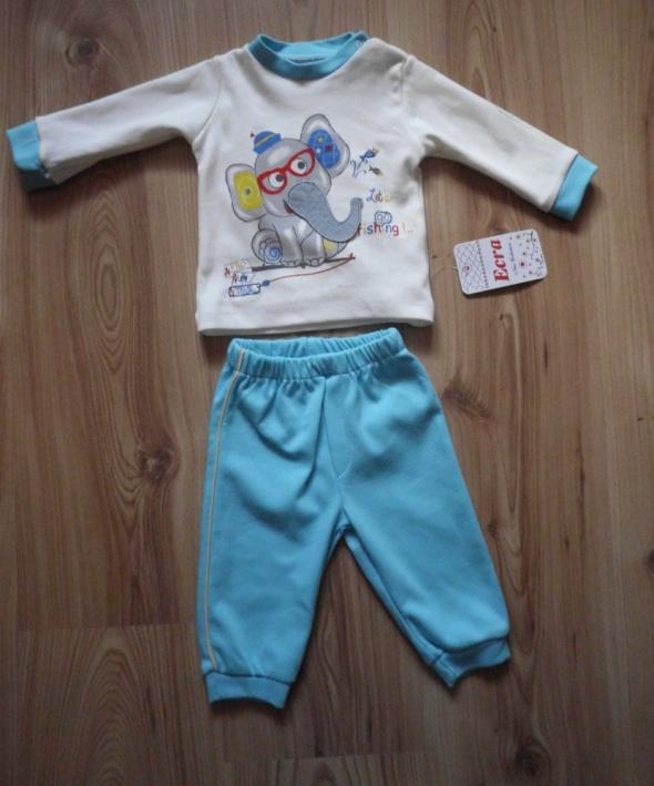 Nowe dresy komplecik dla chłopca 68