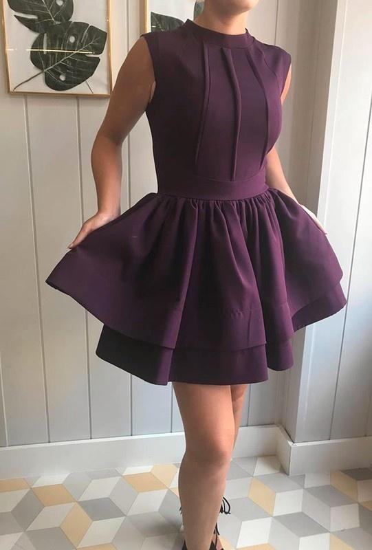 Rozkloszowana sukienka Ala Lou