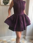 Rozkloszowana sukienka Ala Lou...