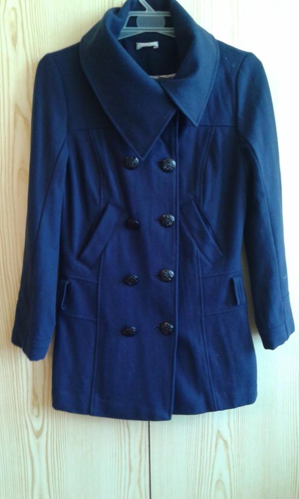 Odzież wierzchnia Granatowy płaszczyk Promod 36 S