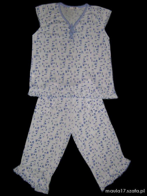 Piżamki Nowa piżama dziecięca młodzieżowa