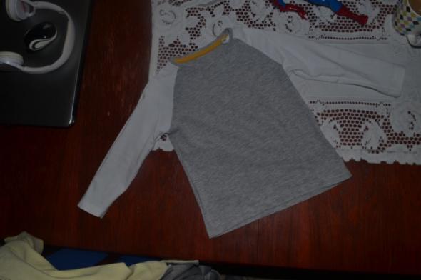 Marks&Spencer 92cm 98cm 104cm bluzka z dł rękawem...