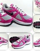 Nike dart 9 różowo siwe...