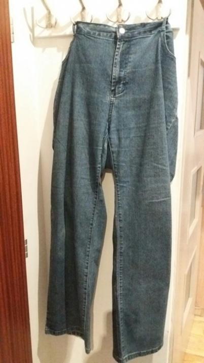 Spodnie jeansy 44 46 48 50 52 54