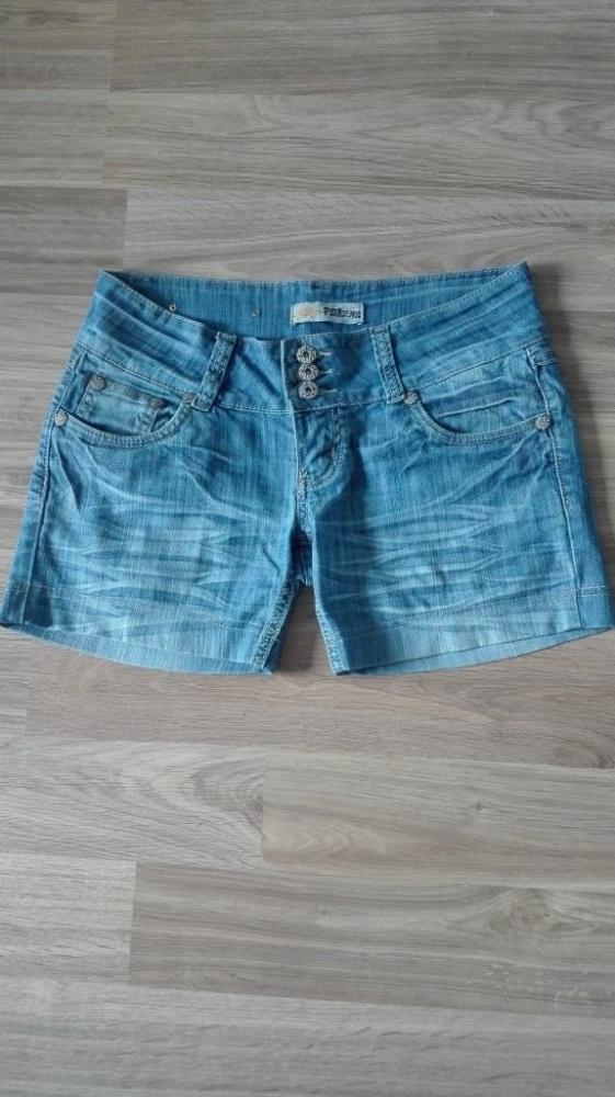 Spodenki jeansowe spodenki S