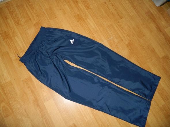 ADIDAS spodnie dresowe na podszewce roz S na 168