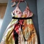 Kolorowa sukienka BCBG MAX AZARIA