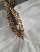 Nowa biała sukienka