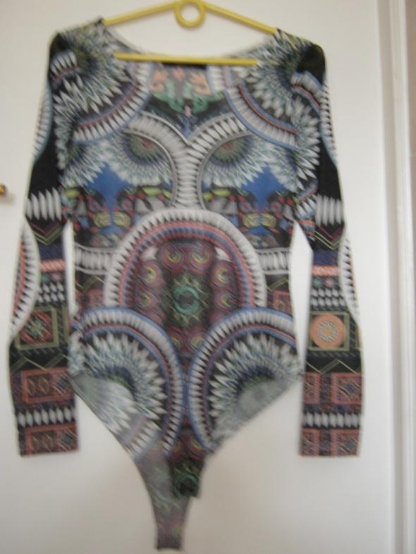 Body aztecki wzór
