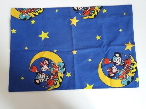 Poszwa na większą poduszkę z myszką Mickey i Minnie 565 39 cm