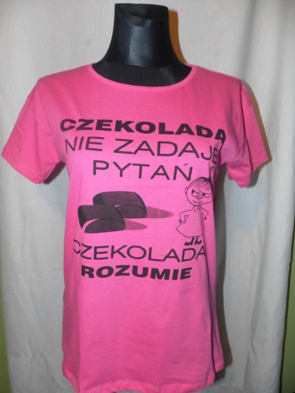 7c76b1c61 BLUZKA Z NADRUKIEM DUŻE ROZMIARY XLXXL w Koszulki - Szafa.pl