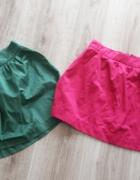 Rozkloszowane spódniczki