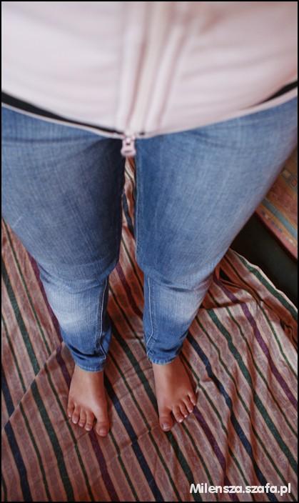 spodnie diverse...
