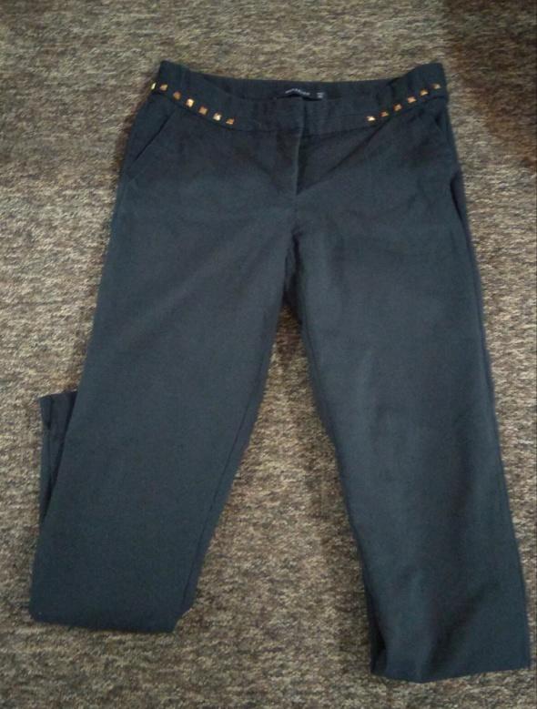 Spodnie Spodnie damskie z drżetami
