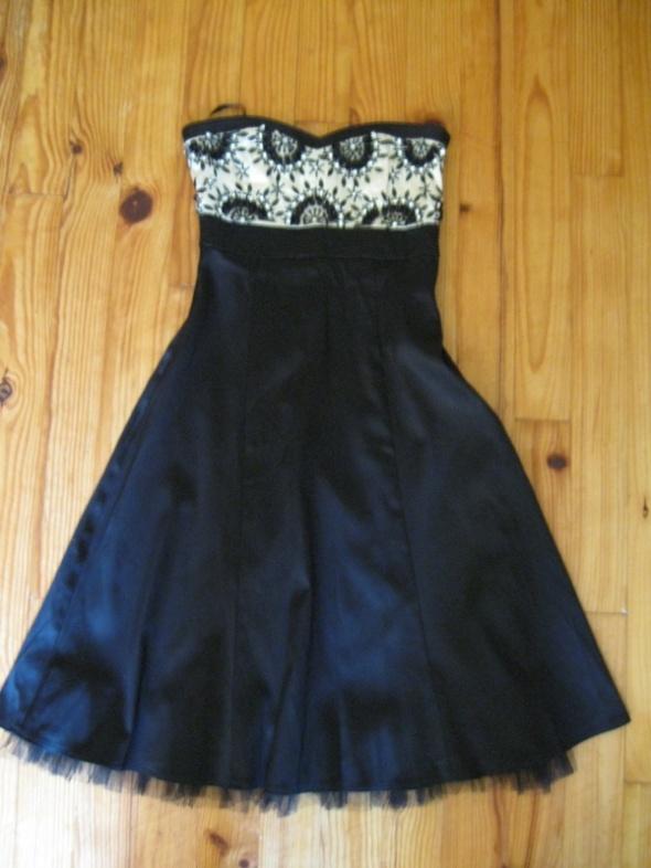 elegancka sukienka XS S...