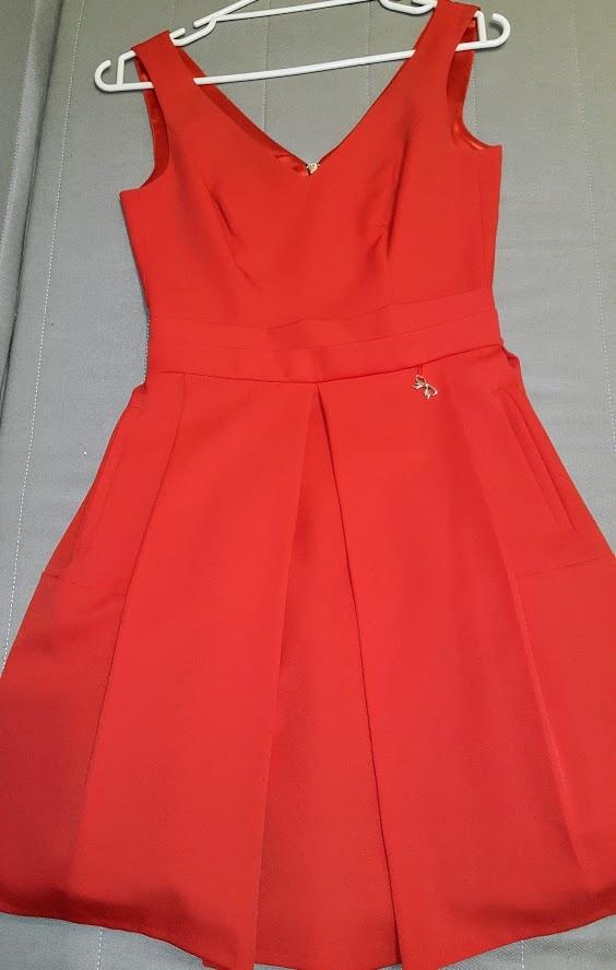 Oryginalna sukienka marki PIANO FASHION
