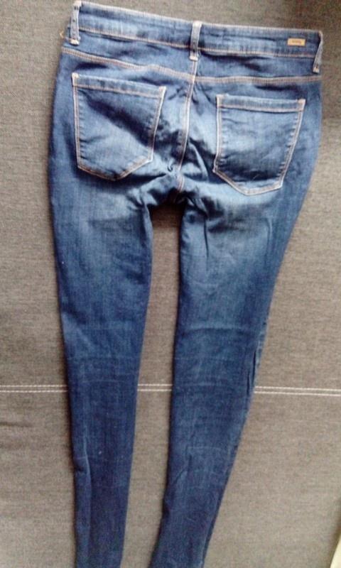 Rurki sinsay jeans 38