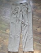 Eleganckie spodnie rozmiar 38...