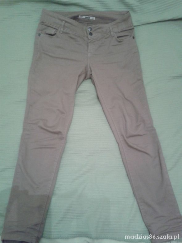 spodnie 40...
