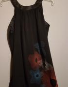 ICHI Sukienka Czarna