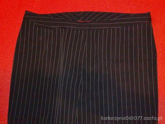 eleganckie spodnie na kant 46