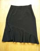 Czarna elegancka spódnica...
