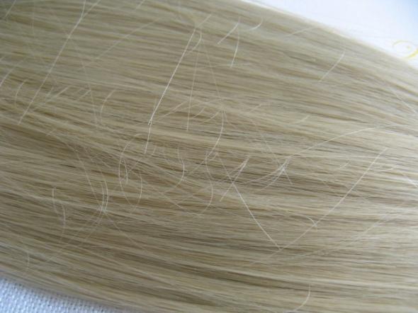 Zestawy blond dopinek do włosów nr 2