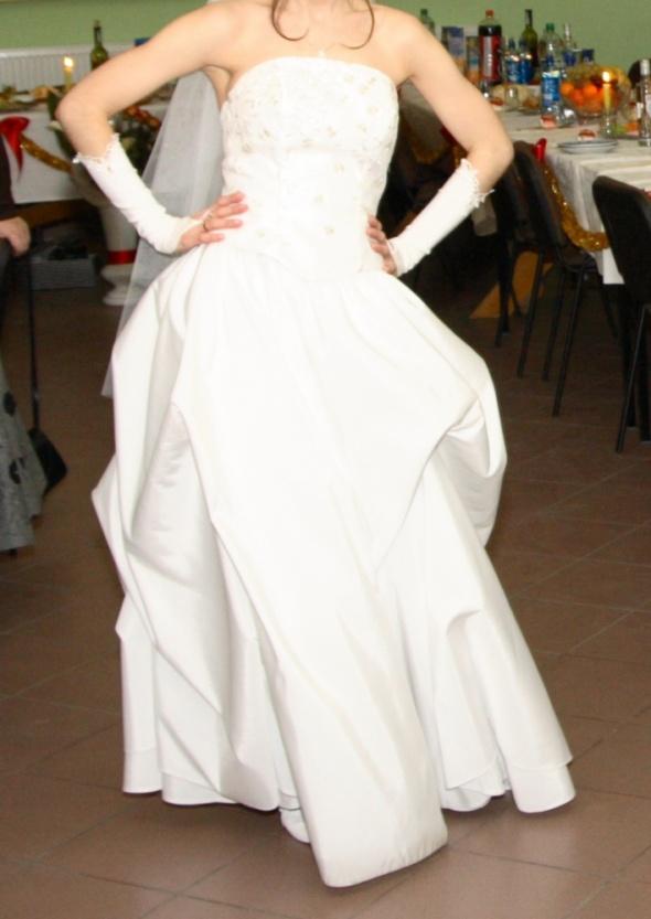 Suknia ślubna rozm 36