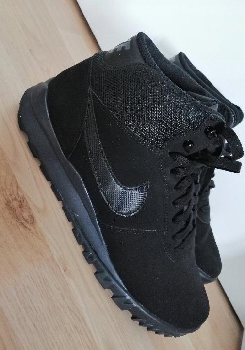 Buty Nike Hoodland Suede Black...