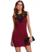 Sukienka sylwester święta nowa koronka M L